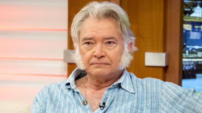 Herec Martin Shaw se proslavil rolí v seriálu Profesionálové