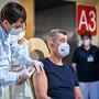 Andrej Babiš dostal první dávku vakcíny
