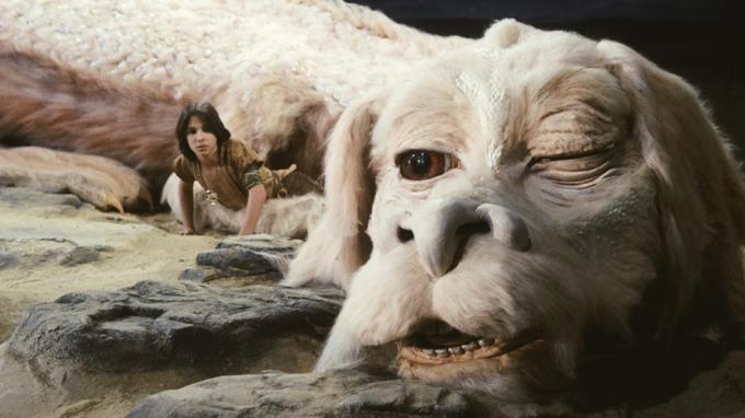 Pes Falco z Nekonečného příběhu ovlivnil generace
