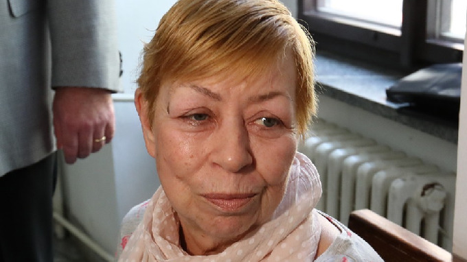 Bývalá manželka Jiřího Paroubka