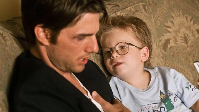 Jonathan Lipnicki už jako šestiletý kluk zářil po boku Toma Cruise