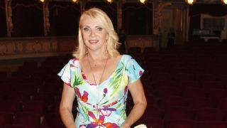 Herečka Zdena Studenková