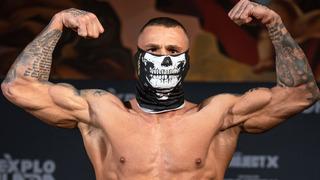 MMA zápasník Karlos Vémola
