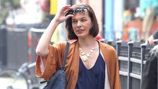 Herečka Milla Jovovichová