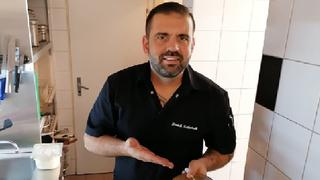 Šéfkuchař Radek Kašpárek