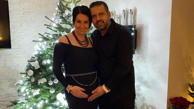 Radek Kašpárek s manželkou Andreou očekávají do rodiny syna