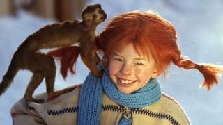 Herečka Inger Nilssen si v 10 letech zahrála copatou Pipi