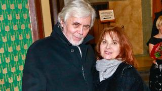 Josef Abrhám s manželkou Libuškou Šafránkovou