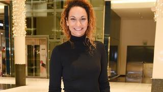 Moderátorka a modelka Lejla Abbasová