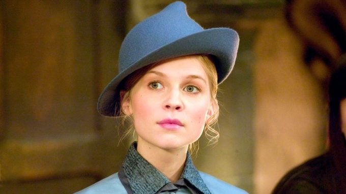Clémence Poésy ztvárnila Fleur Delacour ve filmech o Harry Potterovi