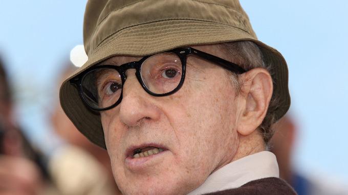 Woody Allen je slavný režisér