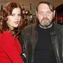 Ornella Koktová s manželem Josefem