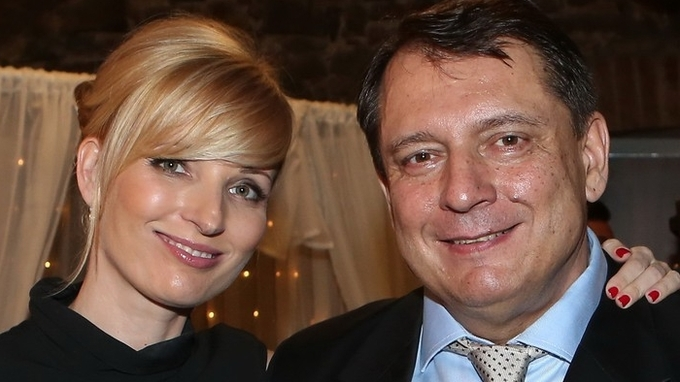 Jiří Paroubek má za sebou několik soudních stání s manželkou Petrou