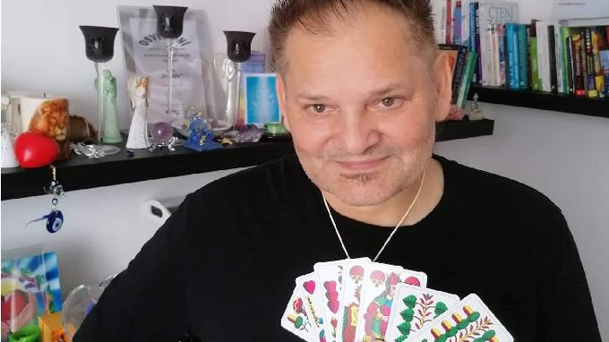 Kartář Láďa objevil svůj dar už ve 12 letech