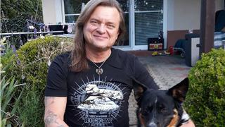 Vilém Čok je legendární rocker