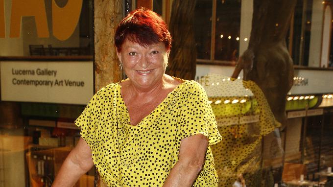 Legendární dabérka Valerie Zawadská