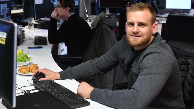 MMA zápasník Patrik Kincl