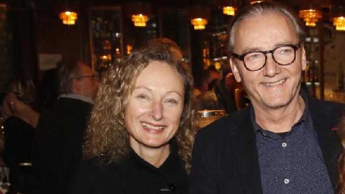 Ondřej Havelka s manželkou Alicí