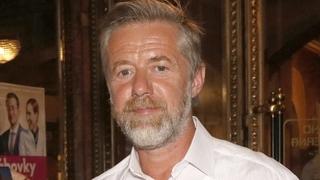 Herec Jiří Langmajer je herecká ikona