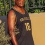 Samuel L Jackson out in Saint Tropez