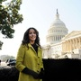 Actress Jennifer Beals protests on cancer-causing chemicals- DC
