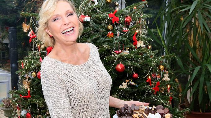 Helena Vondráčková se pochlubila vánoční výzdobou