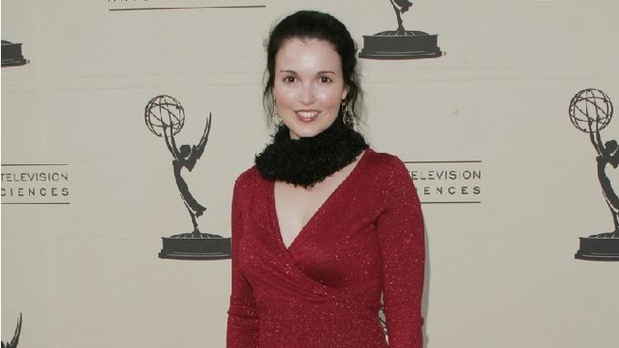 Herečka Angela Watsonová