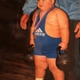 Sumo wrestler who won worldwide childhood fame as 'world's strongest kid' dies in Russia at 21