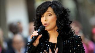 Populární zpěvačka Cher