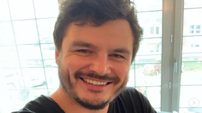 Vítěz kulinářské show Roman Staša