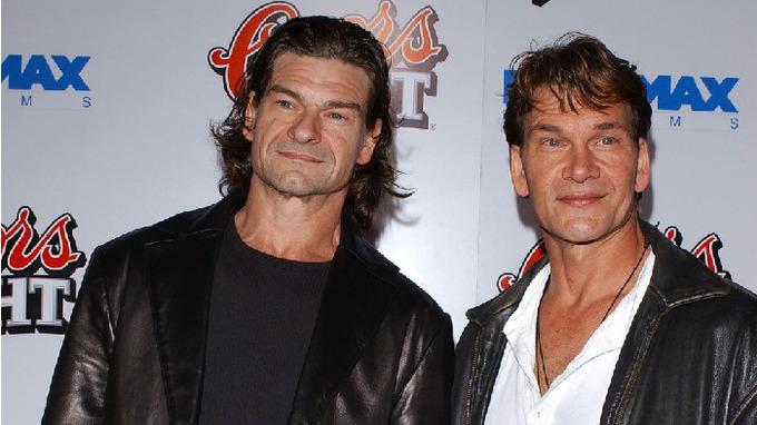 Don Swayze s bratrem Patrickem