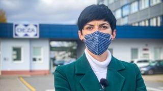 Markéta Pekarová Adamová si myslí, že vláda ohledně systému očkování selhala