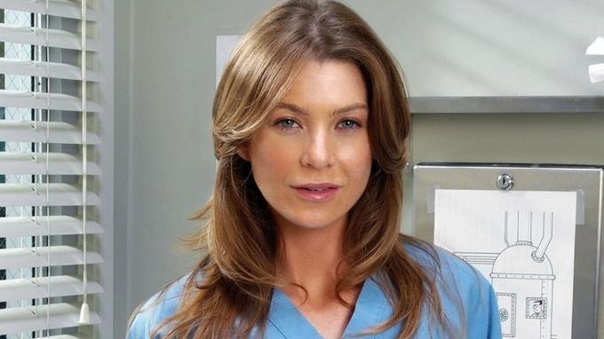 Herečka je známá jako Meredith ze seriálu Chirurgové