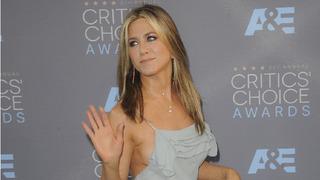 Herečka Jennifer Anistonová