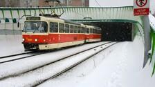 Počasí Česko – ilustrační snímek