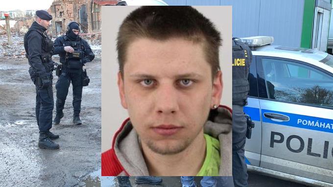 Policisté pátrají po Davidu Šefflovi