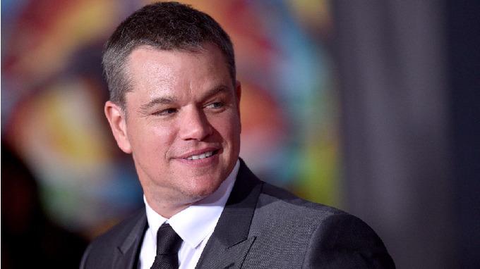 Herec Matt Damon