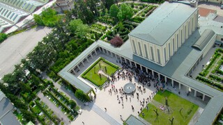 Ilustrační snímek – Krematorium Strašnice Praha