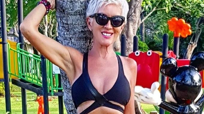 Sheila Kiss vypadá v 62 letech neuvěřitelně