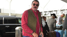 Herec Tom Selleck