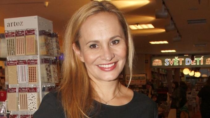Monika Absolonová moderovala soutěž Taxík