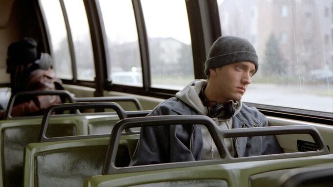 Zpěvák Eminem