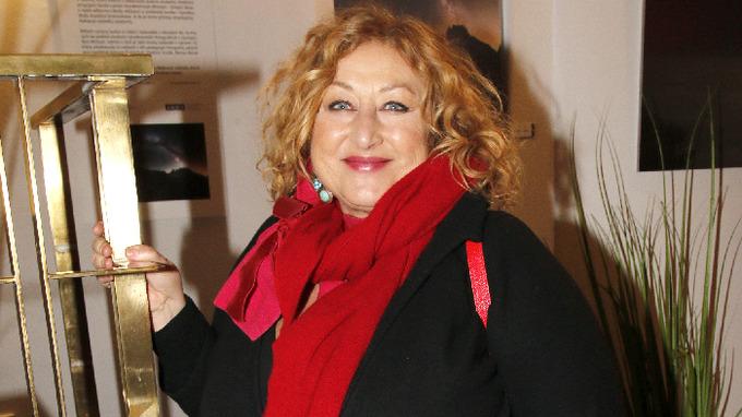 Moderátorka Halina Pawlowská