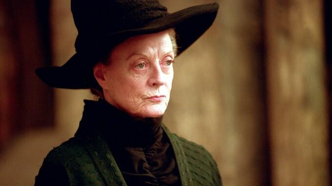 Herečka Maggie Smithová