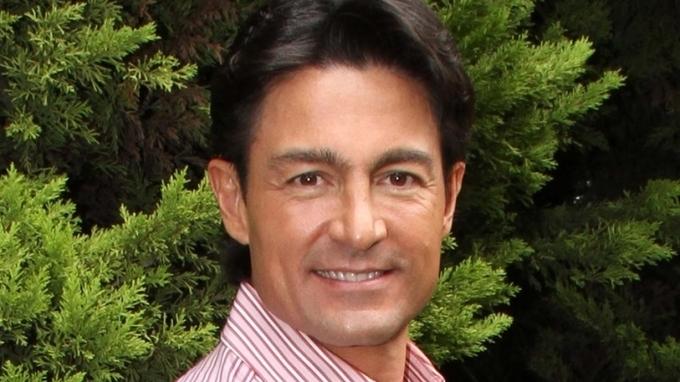 Fernando Colunga je i jako padesátník velmi atraktivní muž