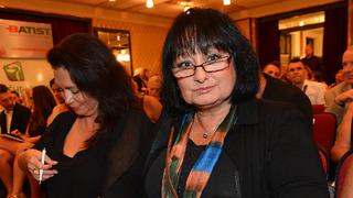 Eva Jurinová se lidem do paměti zapsala jako moderátorka televizních novin