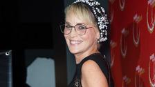 Herečka Sharon Stone