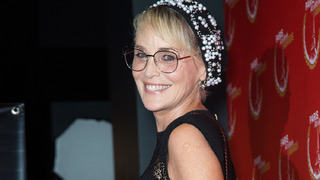 Herečka Sharon Stone
