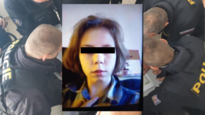 Policie pátrala v režimu Dítě v ohrožení po třináctileté dívce
