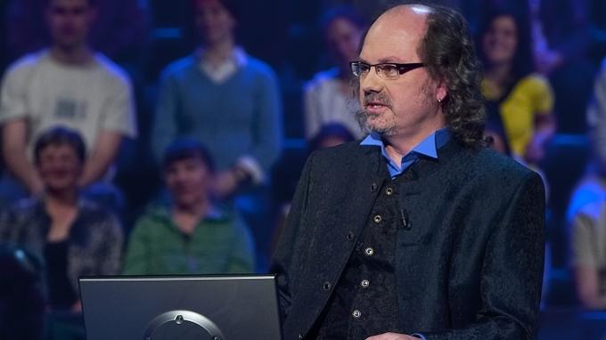Ondřej Hejma byl třetím moderátorem slavné soutěže